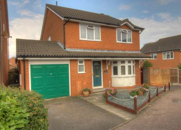 Thumbnail 4 bed detached house for sale in Grand Close, Scarning, Dereham