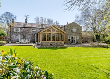 Thumbnail 5 bedroom detached house for sale in Back Road, High Birstwith, Harrogate, North Yorkshire
