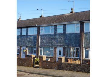 Thumbnail 3 bed terraced house for sale in Bro Rhythallt, Llanrug