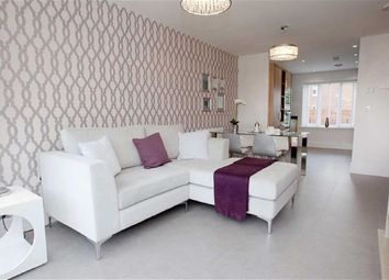 Thumbnail 3 bed town house for sale in Bassington Manor, Cramlington