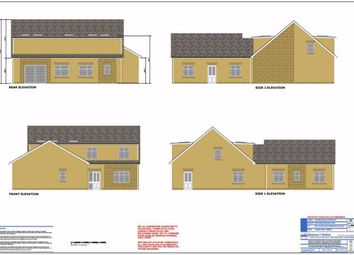 Thumbnail 7 bed detached bungalow for sale in Mill House Lane, Winterton, Scunthorpe
