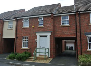 Thumbnail 4 bedroom terraced house for sale in Birchwood Close, Arleston, Telford, Shropshire.