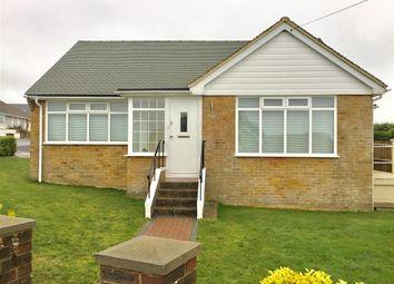 Thumbnail 2 bed detached bungalow for sale in Longridge Avenue, Saltdean, Brighton, East Sussex