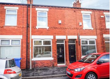 Thumbnail 2 bedroom terraced house for sale in Lichfield Avenue, Reddish, Stockport