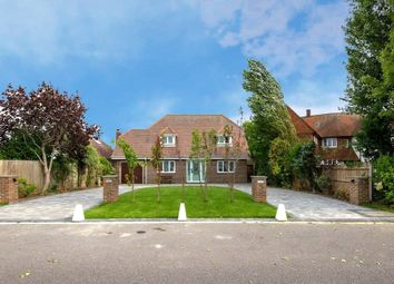 Thumbnail 4 bed detached house for sale in Beehive Lane, Ferring, Worthing, West Sussex