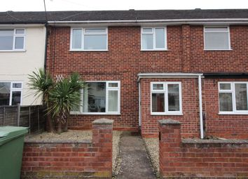Thumbnail 3 bed terraced house to rent in Melbourne Street, Worcester
