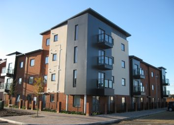 Thumbnail 2 bed flat to rent in Huller Court, Waterlooville