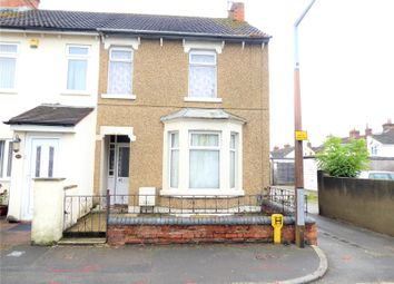 Thumbnail 3 bed end terrace house for sale in Florence Street, Gorse Hill, Swindon