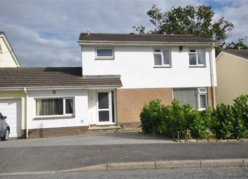 Thumbnail 4 bed link-detached house for sale in Youings Drive, Barnstaple