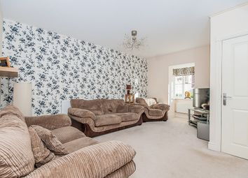 Thumbnail 4 bedroom terraced house for sale in Chaffinch Lane, Hampton Vale, Peterborough