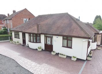 Thumbnail 3 bed detached bungalow for sale in Mill Lane, Willenhall