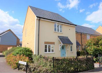 Thumbnail 2 bedroom end terrace house for sale in Brooklands, Milton Keynes