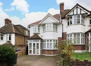 Thumbnail 3 bed semi-detached house for sale in Derby Hill, London