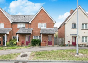 Thumbnail 2 bed end terrace house for sale in Mill Road, Mile End, Colchester