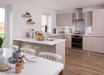 "Thumbnail 4 bed detached house for sale in ""Chester"" at Farriers Green, Lawley Bank, Telford"