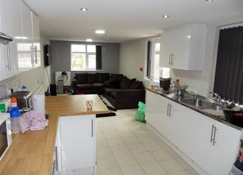 Thumbnail 7 bed terraced house to rent in Merthyr St, Cardiff