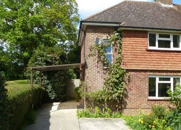 Thumbnail 2 bed semi-detached house for sale in New Farthingdale, Dormansland, Lingfield, Surrey