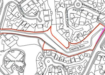 Thumbnail Land for sale in Land At Newton Mearns, Glasgow G776Ww