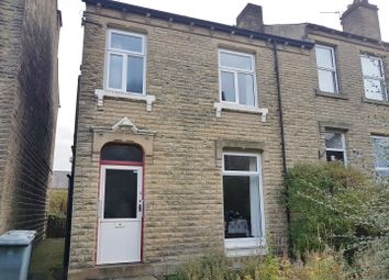 Thumbnail 3 bed end terrace house to rent in Clifton Road, Huddersfield