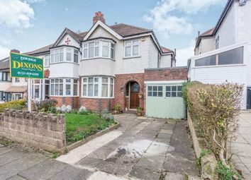 Thumbnail 3 bed semi-detached house for sale in Midhurst Road, Kings Norton, Birmingham, West Midlands