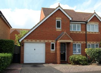 Thumbnail 3 bedroom semi-detached house to rent in Pound Road, Hemingford Grey, Huntingdon