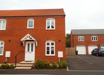 Thumbnail 3 bed property to rent in Walton Close, Glastonbury