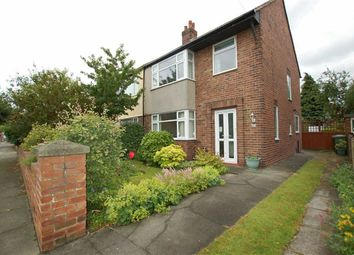 Thumbnail 3 bed semi-detached house for sale in Bellair Avenue, Crosby, Liverpool