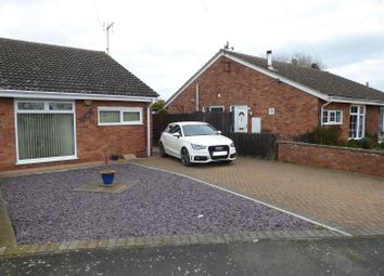 Thumbnail 2 bed semi-detached bungalow for sale in St. Marys Close, Thorney, Peterborough