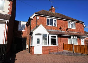 Thumbnail 3 bed semi-detached house for sale in Homefield Road, Bilbrook, Codsall, Wolverhampton