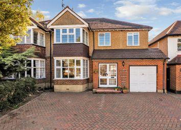 Chestnut Avenue, Ewell, Epsom KT19. 4 bed semi-detached house for sale