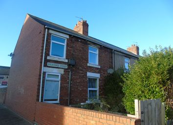 Thumbnail 2 bed flat to rent in Sycamore Street, Ashington