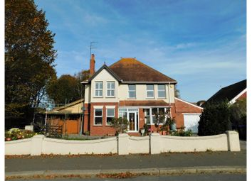 Thumbnail 4 bed detached house for sale in Upper Shoreham Road, Shoreham-By-Sea