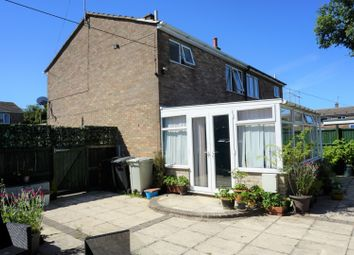 Thumbnail 3 bed semi-detached house for sale in Newton Close, Wragby