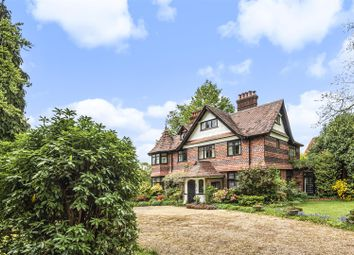Thumbnail 7 bed detached house for sale in Grayswood Road, Grayswood, Haslemere