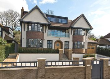 Thumbnail 6 bed detached house for sale in Home Park Road, London