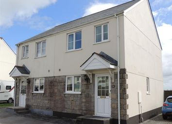 Thumbnail 2 bedroom semi-detached house for sale in St. Michaels Way, Roche, St. Austell