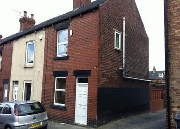 Thumbnail 2 bed end terrace house for sale in Junction Street, Barnsley