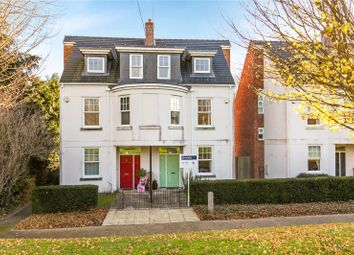 Thumbnail 4 bed semi-detached house for sale in Church Green Close, Kings Worthy, Winchester, Hampshire
