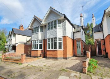 4 bed semi-detached house for sale in Western Park Road, Leicester LE3