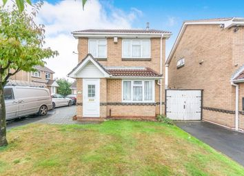 Thumbnail 3 bedroom detached house for sale in Goode Close, Oldbury, Birmingham, West Midlands