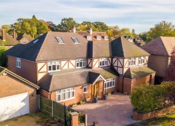 Woodside Avenue, Hersham, Walton On Thames KT12. 6 bed detached house for sale