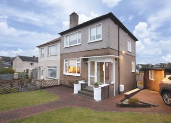 Thumbnail 3 bedroom semi-detached house for sale in 1 Teviot Crescent, Bearsden, Glasgow