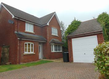 Thumbnail 4 bed detached house to rent in Caesar Avenue, Kingsnorth, Ashford