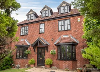 Thumbnail 5 bed detached house for sale in Welsummer Grove, Shenley Brook End