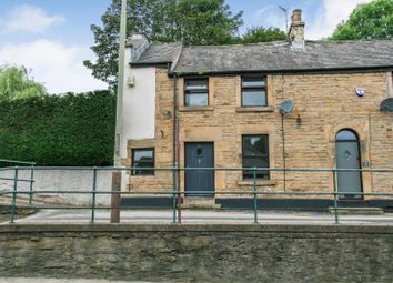 Thumbnail 1 bed terraced house for sale in Chesterfield Road, Dronfield, Derbyshire