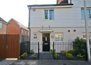 Thumbnail 2 bed end terrace house for sale in St. Agnes Way, Reading, Berkshire