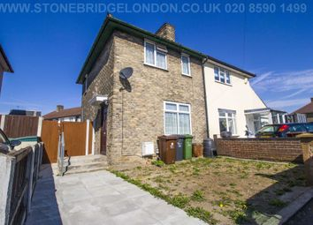 Thumbnail 2 bed semi-detached house to rent in Aylmer Road, Becontree Heath