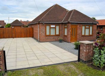 Thumbnail 2 bed detached bungalow for sale in Bennymoor Lane, Osgodby