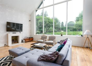 Thumbnail 4 bed semi-detached house to rent in Woburn Hill, Addlestone, Surrey