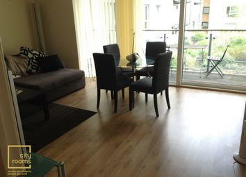 Thumbnail Room to rent in Boardwalk Place, Canary Wharf